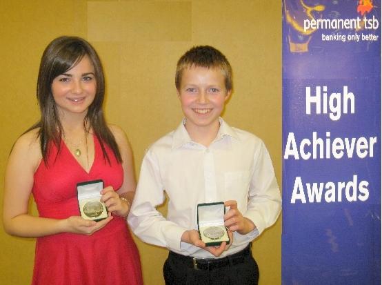 CSM High Achiever Awards 2017-2018