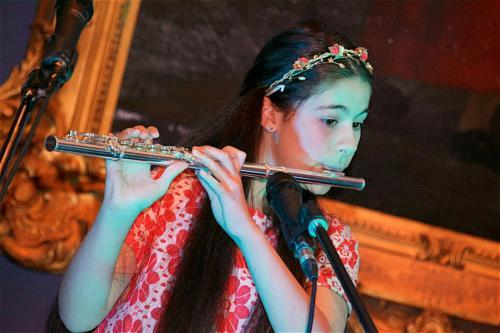Flute - Scholarship Winner
