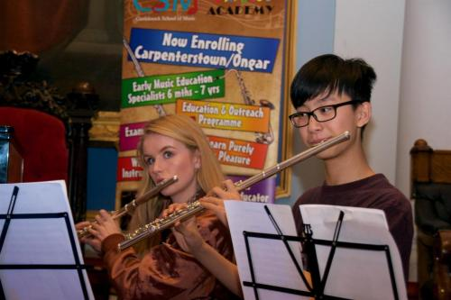 Flute Duo - Mary Jolley and Pei Neng Feng