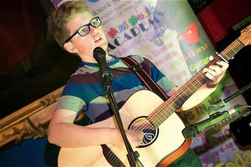 Guitar and Voice - Matthew Madigan