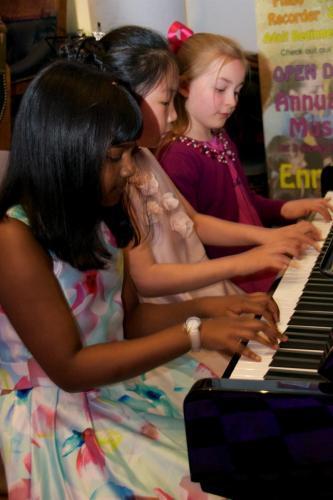 Piano Trio - Cutties