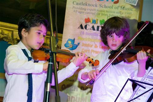 Violin Duo - 2 cutties